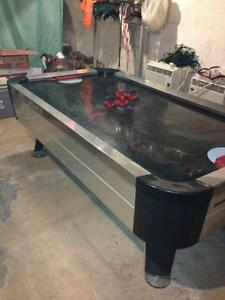 used air hockey table