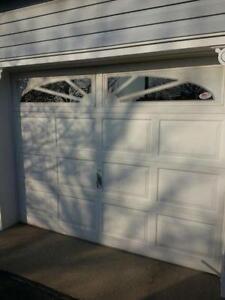 garage door 9x7