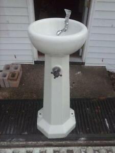 Antique Drinking Fountain