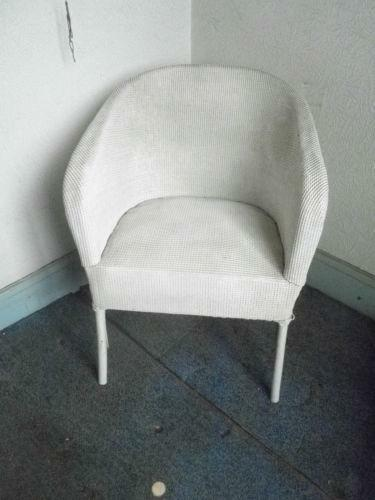 Lloyd Loom Bedroom Chair | EBay