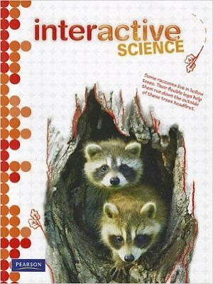 Grade 4 Pearson Interactive Science Student Book National Edition 4th