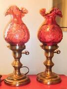 Pair Lamp Shades