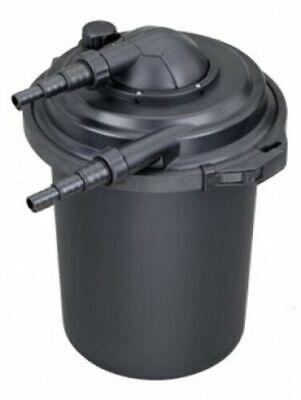 Bermuda 5000 Pond Filter With 9w UV Pressure Filtration - BER0103