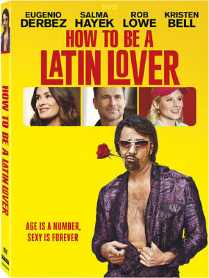 How To Be A Latin Lover [New DVD]