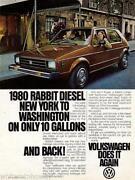 VW Rabbit Diesel