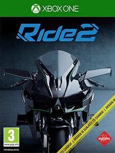 Ride-2-Xbox-One-NUEVO-PRECINTADO-MOTO-CARRERAS