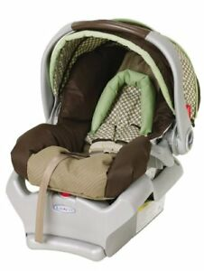 Graco baby carseat with base