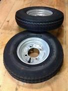 400 x 8 Trailer Tyres