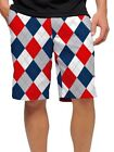 Loudmouth Golf Regular 38 Shorts for Men