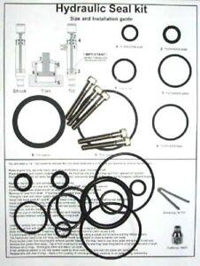 Rebuild kit - Chrysler Force Power Trim and Tilt cylinder seal kit