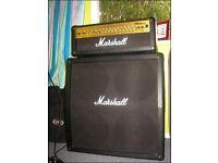 Marshall MG100HDFX Half stack