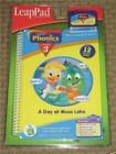 LeapFrog Kids Electronic Learning Game Cartridges & Books