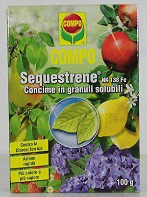 Sequestrene NK 138FE Compo in pack of 100grams (5Sachets 20Grams)