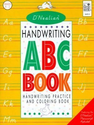 DNealian Handwriting ABC Book: Handwriting Practi