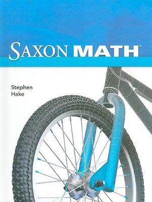 Saxon Math Intermediate Grade 3 by SAXON PUBLISHERS