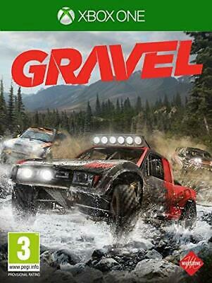 Gravel Xbox One Game ** Brand New & Sealed UK Racing Game ** FREE & FAST POSTAGE