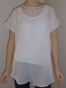 Womens Claude d'Alban Loose Fit Top Size L Rowville Knox Area Preview