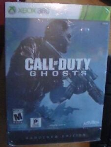 XBox 360 Call of Duty Ghosts - Hardened Edition - Activision