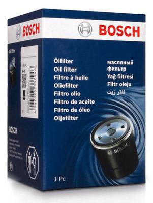 Audi A4 1.9TDi 1896cc Oil Filter 1999-2007 Genuine Bosch