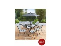 Province 8-Piece Dining Set RRP £249