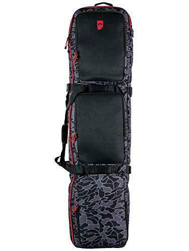 как выглядит Rome Cache Snowboard Bag Black Camo фото