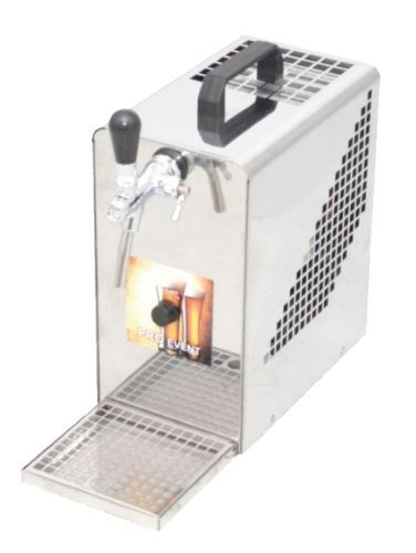Zapfanlage Trockenkühler Oprema Bierkühler Bierkoffer Kühler Zapfe 25l/h
