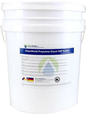 Chemworld Food Grade Propylene Glycol Usp - 5 Gallons