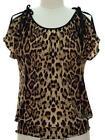 Womens Leopard Top