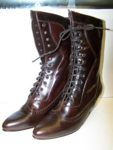 Granny Boots  713b58b8d