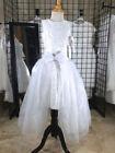First Communion Dress 7 Size Formal Wear for Girls