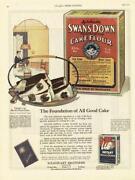 Swans Down Cake Flour