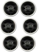 YAMAHA NS-IW280C 3-WAY HAUT PARLEUR PLAFOND 6x SPEAKER SET