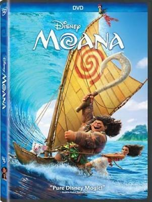 Moana (DVD, 2017),Factory Sealed * IMMEDIATE FAST SHIPPING WITH TRACKING NUMBER