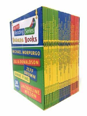 My First Reading Library Banana 30 Books Set Inc Julia Donaldson box set Series