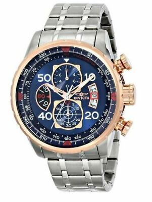 Invicta Aviator 17203 Wrist Watch for Men, NEW