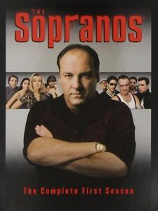 Lot Séries Tv Sopranos HBO DVD Saison 1 2 3 4 5 Mafia Gangster