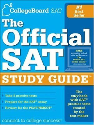 The Official Sat Study Guide  For The New Sat