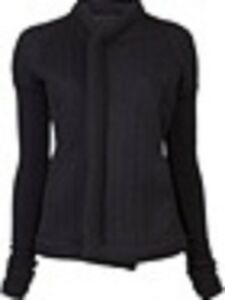 BNWT-RICK-OWENS-LILES-WOOL-BLEND-PADDED-JACKET-BLACK-Sz-40