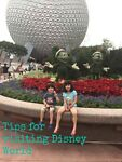 Top Five Tips to Read before you travel to Disney World with Kids