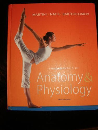 Fundamentals of Anatomy and Physiology: Books | eBay