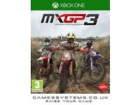 Get MXGP 3 on Xbox One & PS4 Brand New & Sealed for just £36.76p!