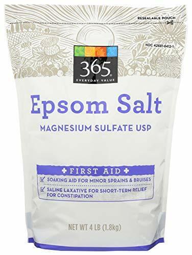 365 Everyday Value, Epsom Salt, 4 lb