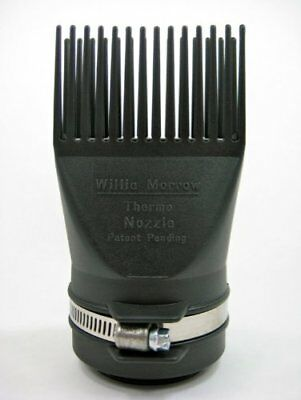 Willie Morrow Blow Dryer Comb Attachment