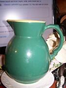 Hall Pitcher Green