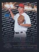2011 Playoff Contenders Mike Trout