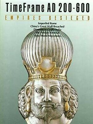 TimeLife Empires Besieged AD200-600 Fall Rome China Sassanian Persia Gupta India