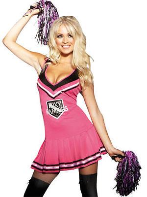 Ann Summers Foxy Ranger Cheerleader Kostüm Junggesellinnenabschied Größe - Cheerleader Kostüm Größe 8