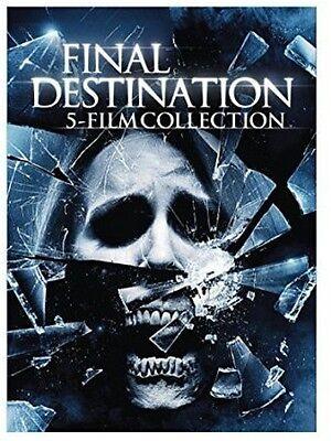 5 Film Collection: Final Destination DVD