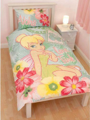 Tinkerbell Bedding Ebay