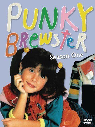 PUNKY BREWSTER: SEASON ONE (George Gaynes) - DVD - Region 1 Sealed